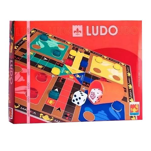 Juego De Ludo En Caja 4003