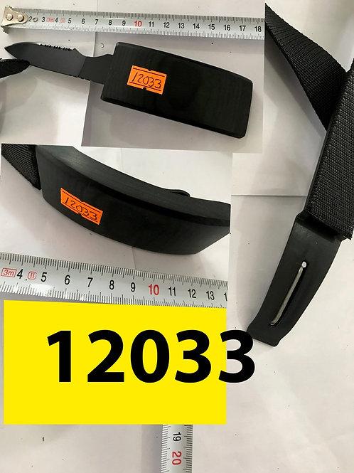 Cod. - 12033 - Cinturon Con Cuchillo En Caja - 7012/162