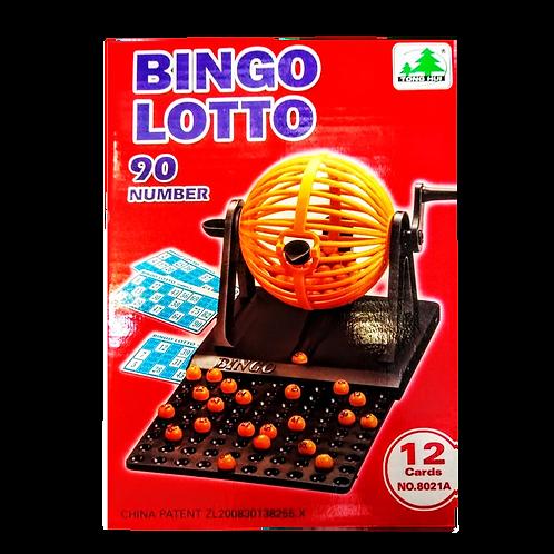 Cod. - 12742 - Bingo C/ Bolillero En Caja Fd53310