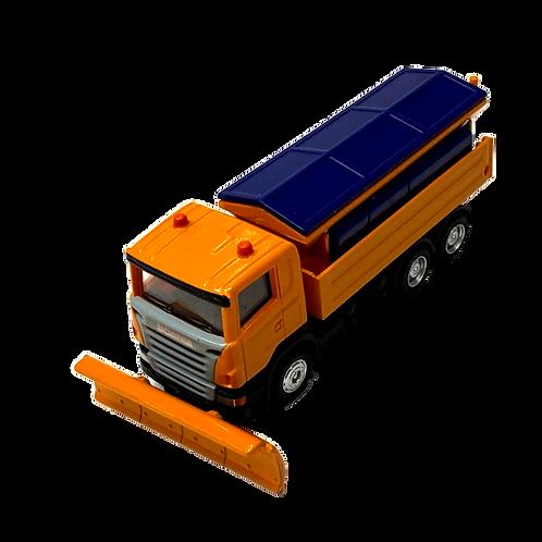 Cod. - 17324 - Tractor Y Gruas Maquinaria De Coleccion