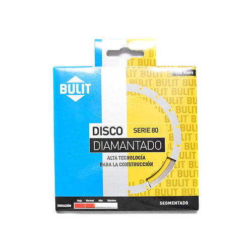 Disco Diamantado Serie 80 Dsd S80 115S