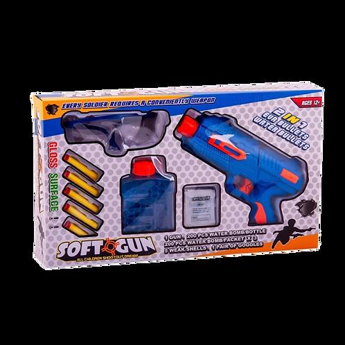 Cod. - 18291 - Pistola 2X1 C/Lentes Proteccion Nl2020-34/162577