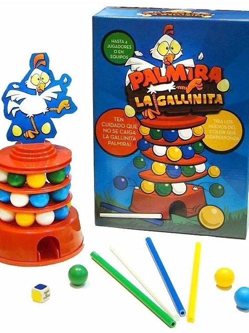 Juego La Gallinita En Caja Fd1208