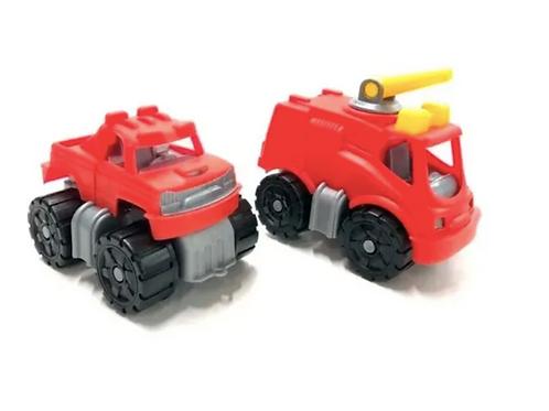 Cod. - 17197 - Set De Bombero Mini 367