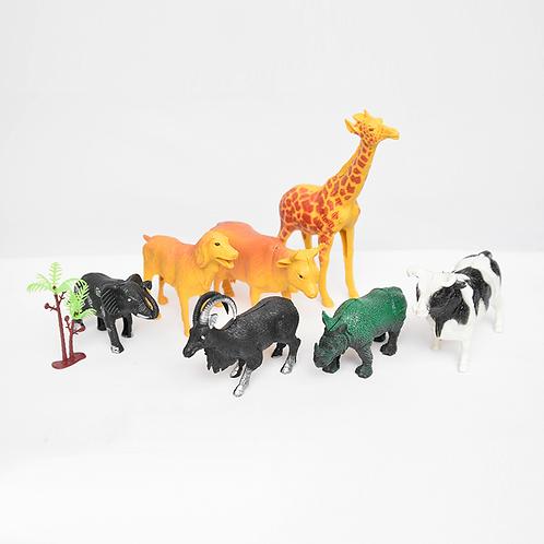 Animales En Bolsa 07-4