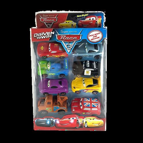 Cars X8 En Caja