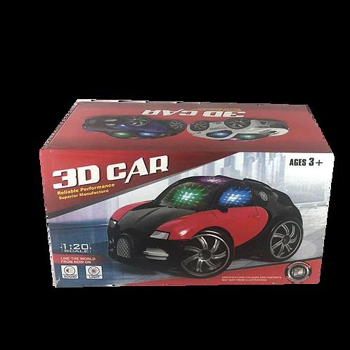 Auto A Pila 3D Car 184469