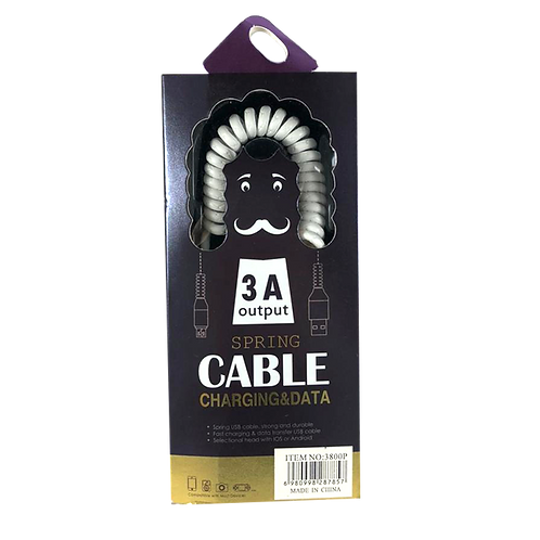 Cable iPhone 3800Ip