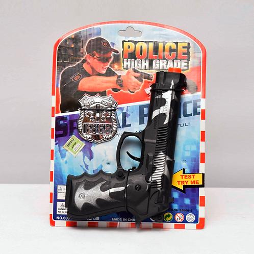 Pistola C/Accesorios En Blister 6304A-5