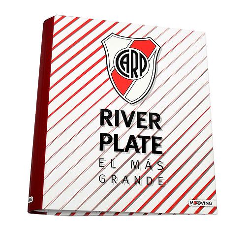 Cod. - 13334 - Carpeta A4 2X40 River Plate 1002125
