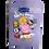 Thumbnail: Cod. - 18810 - Cuaderno Abrochado Tapa Flexible 48Hjs L1C48