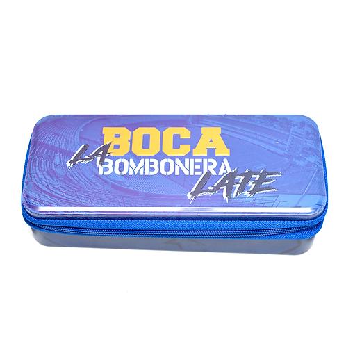 Cartuchera Hojalata Rect C/Cierre Gr Boca Jrs 1503111