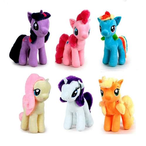 Peluche Pony 3323