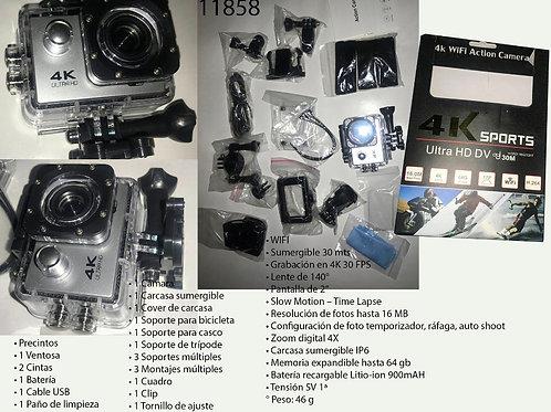 Cod. - 11858 - Camara Go Pro G020