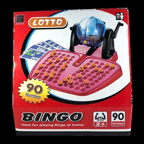 Cod. - 19015 - Bingo 19582/Hg8801A