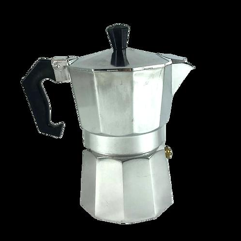Cafetera De Acero 3 Tazas 23128