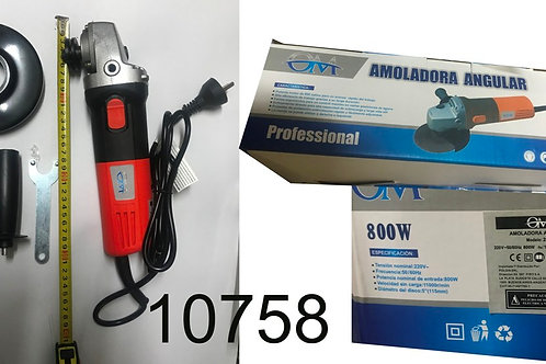 Cod. - 10758 - Amoladora 115Mm 800W 2002