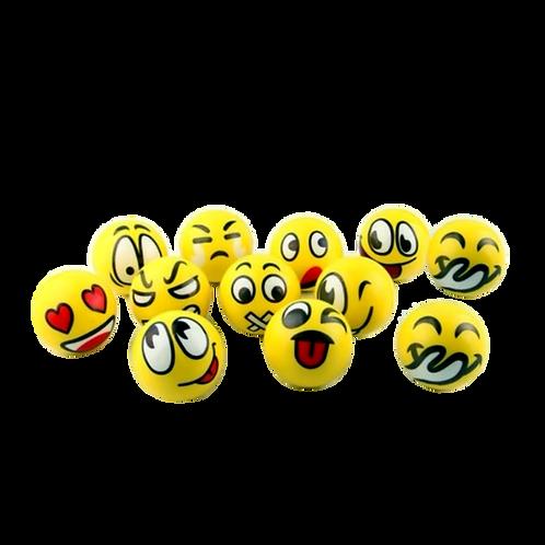 Pelota De 3 Emojis Surtido Display Nl2075-8056