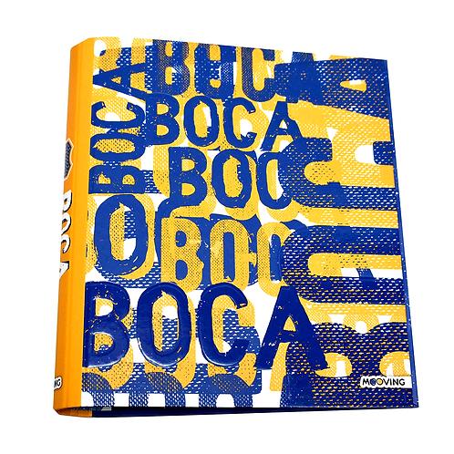 Carpeta A4 2X40 Boca Jrs 1002111