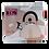 Thumbnail: Cod. - 19373 - Pava Color Acero Inox C/Mango Negro 1.6L Gb1-6215/