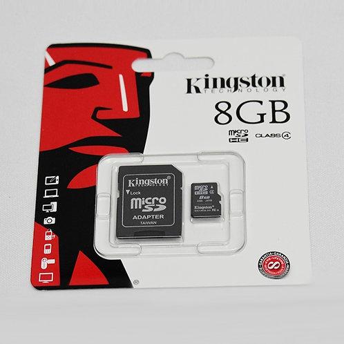 Memoria Kingstone Micro Sd 8Gb