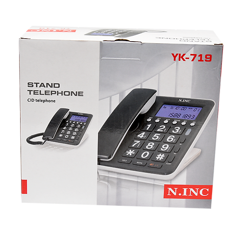 Cod. - 17164 - Telefono De Mesa Kxt719Cid