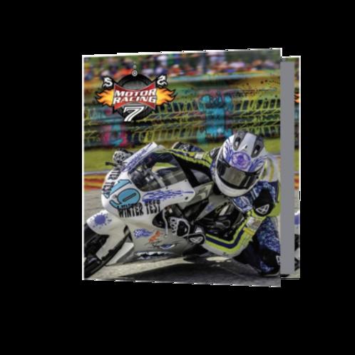 Cod. - 18736 - Carpeta Rexon A4 Motor Racing 20307