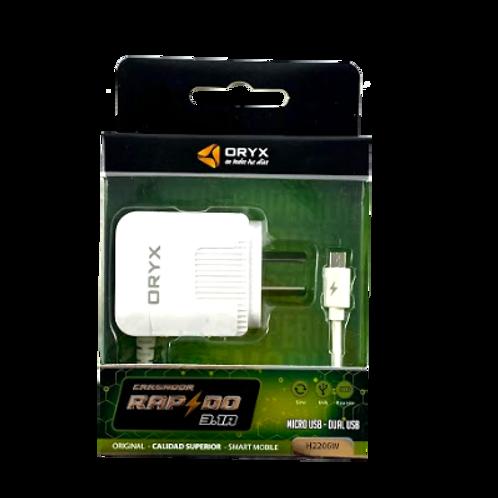 Cargador Oryx V8 H2205W/H2201W