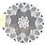 Thumbnail: Individual- camino de mesa (color blanco disponible)
