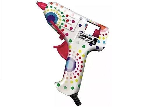 Cod. - 14520 - Pistola Silicona Chica Flores C Phx 100F