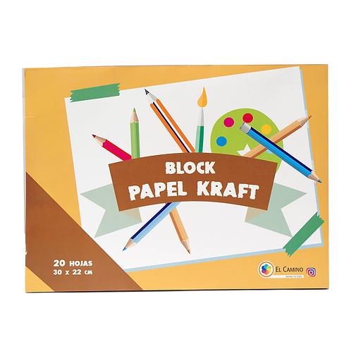 Block Kraft N°5
