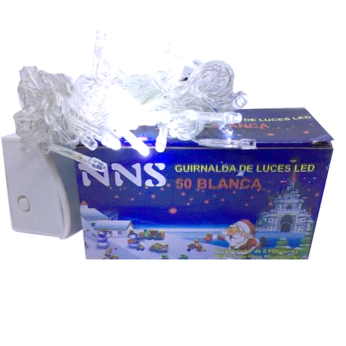 LUZ LED X50 BLANCA X-001 / YD-001