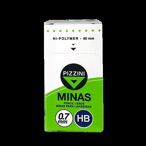Minas 0.7Mm pizzini Hb 60 S7300Hb