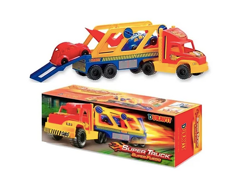 Camion Transporte C/2 Autos 214