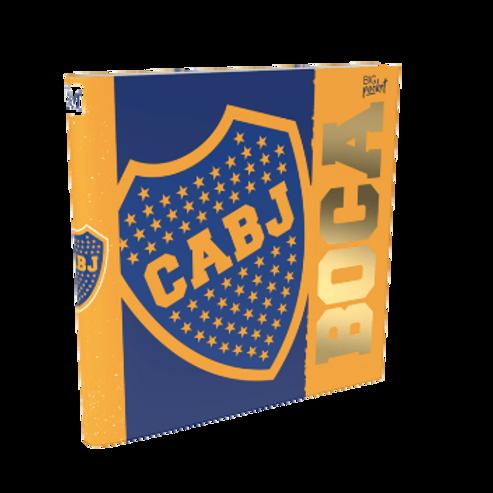 Cod. - 18804 - Carpeta 3X40 Boca Juniors L1Ceboc