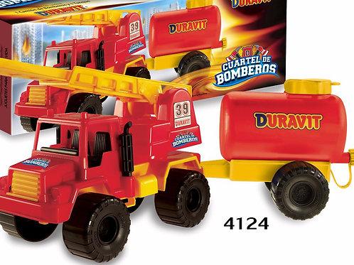 Camion Bombero C/Remolque Duravit 207