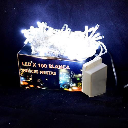 LUZ LED X100 BLANCA POL4