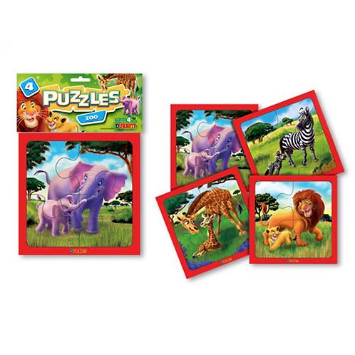 Rompecabeza Zoo Cod557