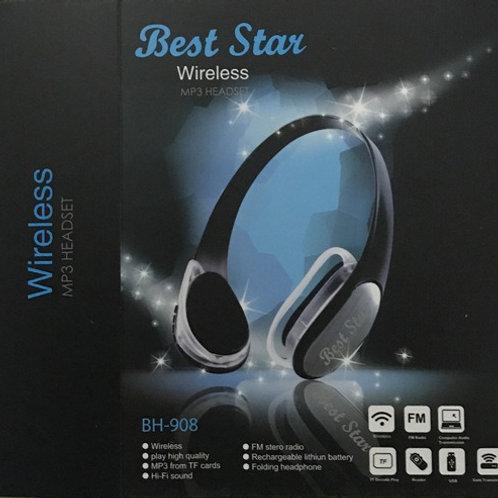 Cod. - 10096 - Auricular C/Bluetooth Bh-908