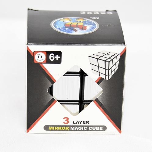 Cubo Magico 3D Pkateado Fdy003