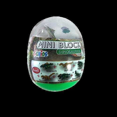 Huevo Con Animales 3130