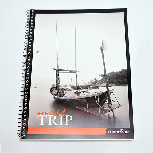 Cuaderno Asamblea B&W 21X29.7 Espiral 80Hjs 111086