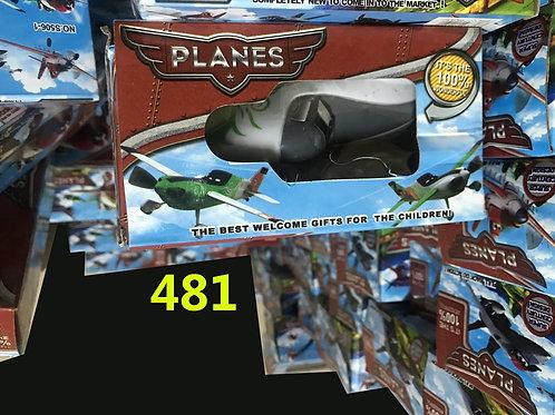 Cod. - 481 - Avion Plane En Caja X1 998475