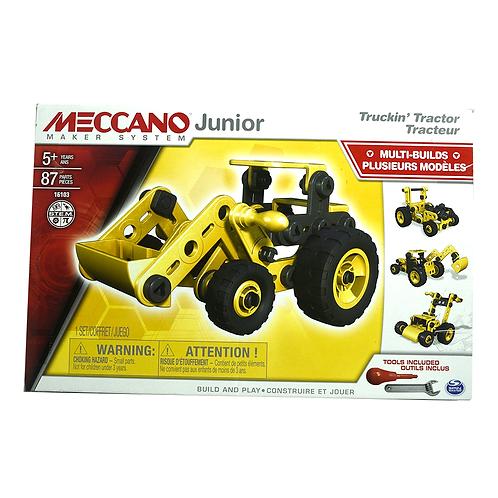 Cod. - 17287 - Maccano Junior Tractor