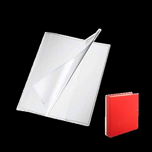 Cod. - 1678 - Funda Ajustable Para Cuaderno