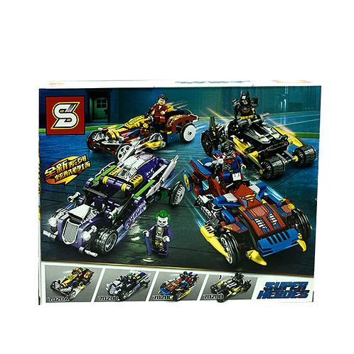 Lego Super Heroes En Caja 7020