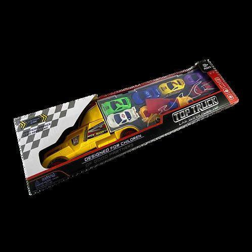 Cod. - 18326 - Set 5 Autos Friccion C/Camion Nl2020-19/163533