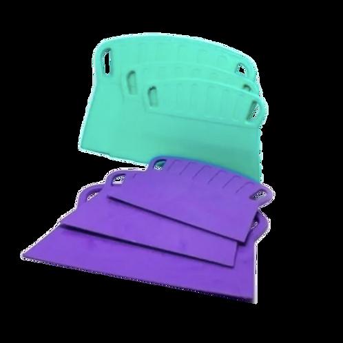 Set 3 Espátulas Cornets Colores