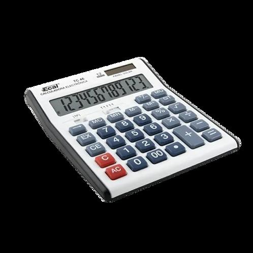 Calculadora Ecal Grande 12Dig Tc46
