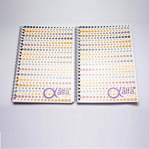 Libreta Con Espiral 50110
